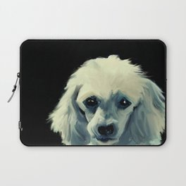Sparrow the poodle Laptop Sleeve