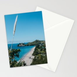 Cathedral Cove, New Zealand Stationery Cards