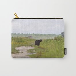 Adult Black Bear Carry-All Pouch