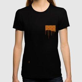 Zaina drip T-shirt
