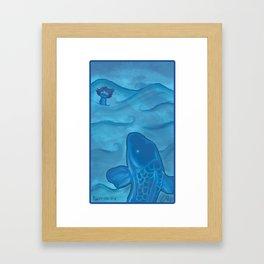 Jonas Framed Art Print