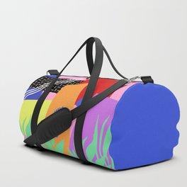 TROPICAL BEACH Duffle Bag