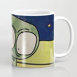 Filiberiddo from Jupiter (Trumpet) Coffee Mug