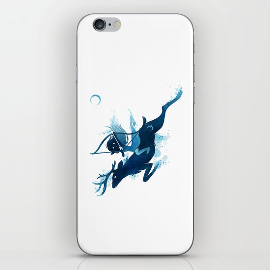 Elf Archer iPhone & iPod Skin