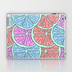 Spinning Citrus Laptop & iPad Skin