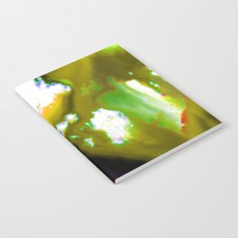 Abstract Bliss 3C by Kathy Morton Stanion Notebook