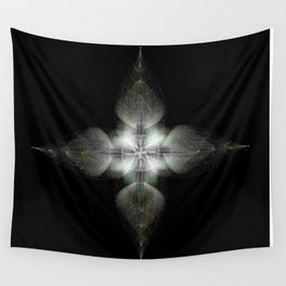 Four Feathers Wall Tapestry