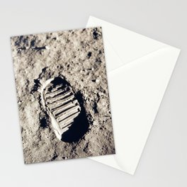 One Giant Leap For Mankind Stationery Cards