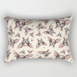 What the Fox - Pattern Rectangular Pillow