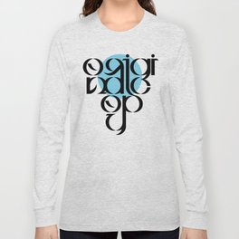 Original Copy Long Sleeve T-shirt