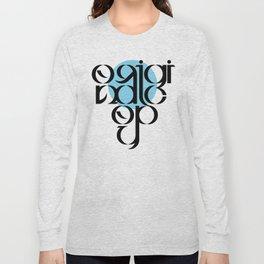 Original Copy Long Sleeve T-shirt