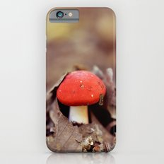 Red Cap iPhone 6s Slim Case