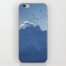Clouds 'o' Clouds iPhone & iPod Skin