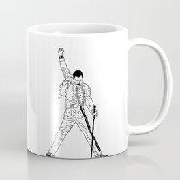 Don't Stop Me Now Coffee Mug
