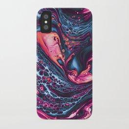Tasty Fluid iPhone Case