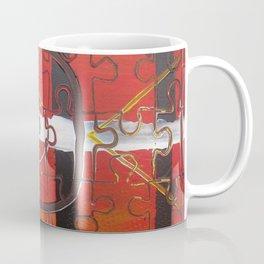 3 Visions Art Life Coffee Mug