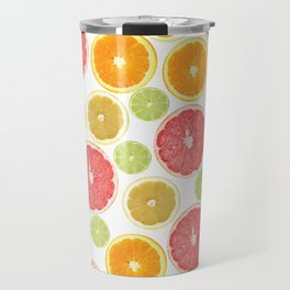 Citrus Love Travel Mug