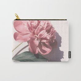 Flower Art Print Carry-All Pouch
