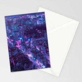 Tokyo 20XX Stationery Cards