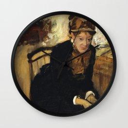 Mary Cassatt Wall Clock