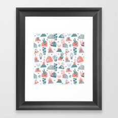 Le Printemps  Framed Art Print
