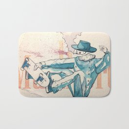 Cowboy Killer Bath Mat