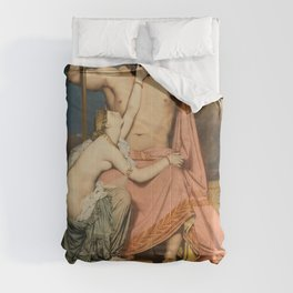 Jean-Auguste-Dominique Ingres - Jupiter and Thetis Comforters