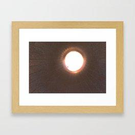 View of Life Framed Art Print