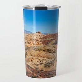 Barren Desert Travel Mug