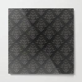 Victorian Pattern 2B Metal Print