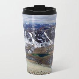 Colorado Metal Travel Mug