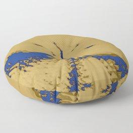 2020 Fall/Winter 11 Mustard Floor Pillow