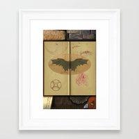 da vinci Framed Art Prints featuring Leonardo da Vinci by Eva Nev