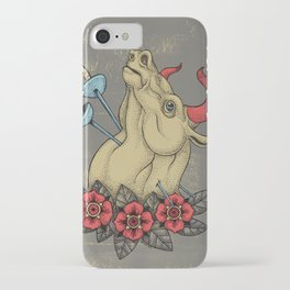 The Bull iPhone Case
