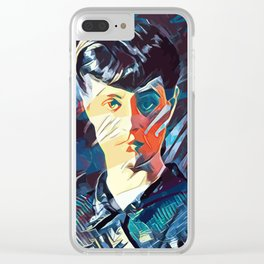 Did You Test Yourself Clear iPhone Case