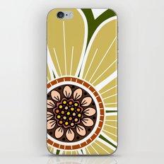 Flower 21 iPhone & iPod Skin
