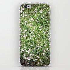 Petals 2 iPhone & iPod Skin