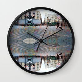 Akin to recalling, instead; understood mimicry. 06 Wall Clock