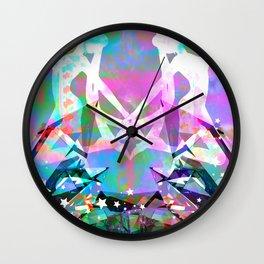 Sailor Paradise Wall Clock