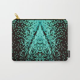 Green Swallowtail Butterfly Carry-All Pouch