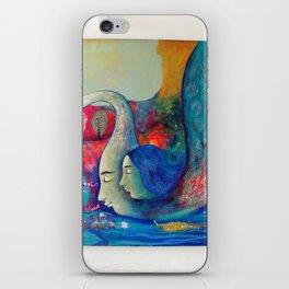 life iPhone Skin