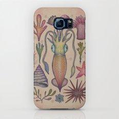 Aequoreus vita III / Marine life III Slim Case Galaxy S6