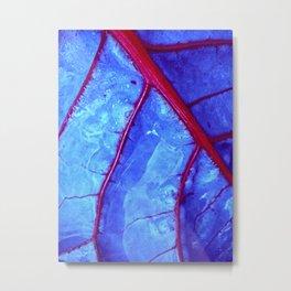 bloodstream abstract II Metal Print