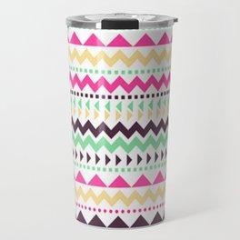 Tribal Pattern 02 Travel Mug