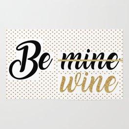 Wine Lovers Unite! Rug