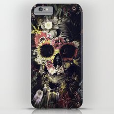 Garden Skull Slim Case iPhone 6s Plus