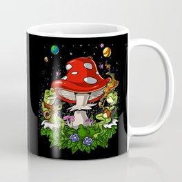 Bufo Alvarius Psychedelic Trip Coffee Mug