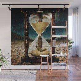 Sands of Time ... Memento Mori Wall Mural