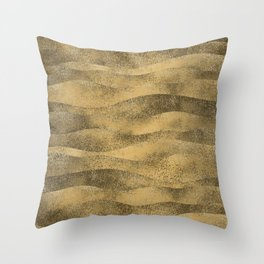BE\CH N/GHTS Throw Pillow