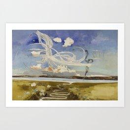 Paul Nash,   Battle of Britain (1941) Art Print